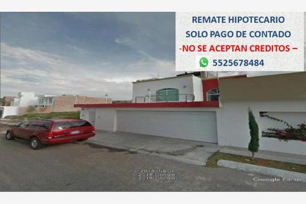 Foto de casa en venta en cerro loreto 1, cimatario, querétaro, querétaro, 6160157 No. 01
