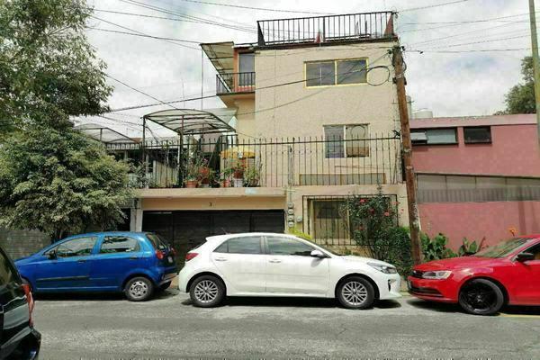 Foto de edificio en venta en cerro malinali , campestre churubusco, coyoacán, df / cdmx, 0 No. 01
