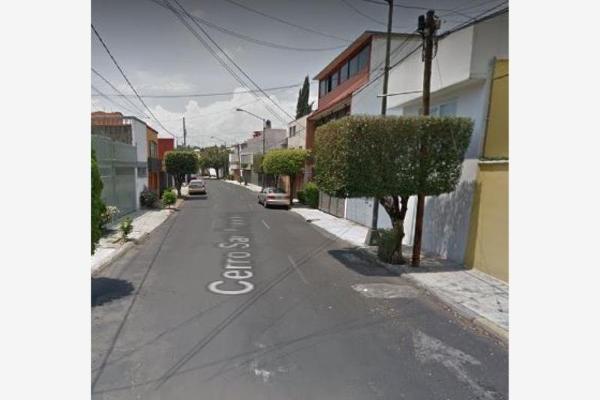 Foto de casa en venta en cerro san francisco 147, campestre churubusco, coyoacán, df / cdmx, 12774702 No. 01
