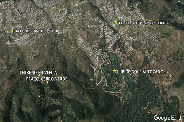 Foto de terreno habitacional en venta en  , cerro verde, morelia, michoacán de ocampo, 5893784 No. 02