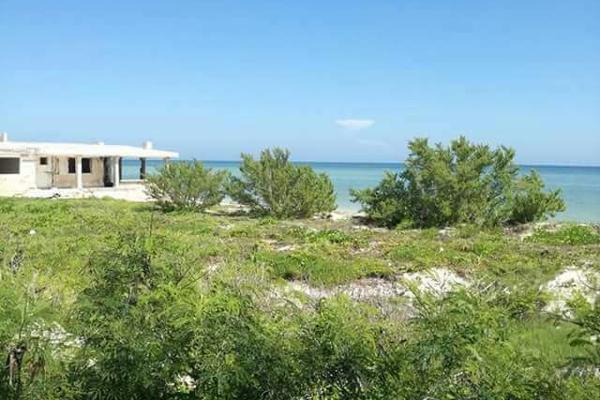 Foto de terreno habitacional en venta en  , chabihau, yobaín, yucatán, 5371360 No. 01