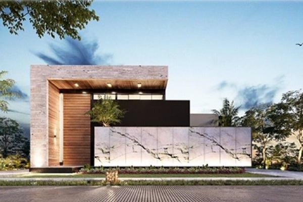 Foto de casa en venta en  , chablekal, mérida, yucatán, 10313999 No. 01