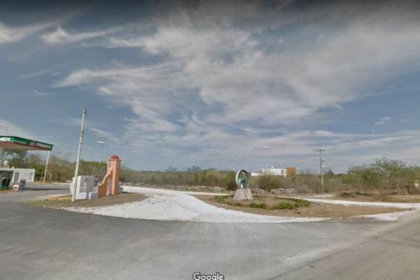 Foto de terreno habitacional en venta en  , chablekal, mérida, yucatán, 14028291 No. 02
