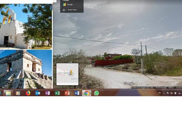 Foto de terreno habitacional en venta en  , chablekal, mérida, yucatán, 14028291 No. 03