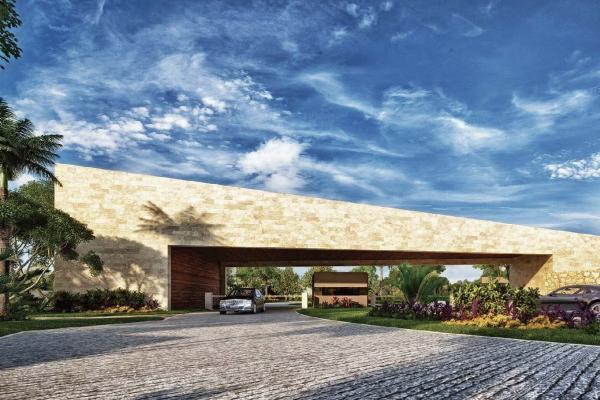 Foto de terreno habitacional en venta en  , chablekal, mérida, yucatán, 14038872 No. 01