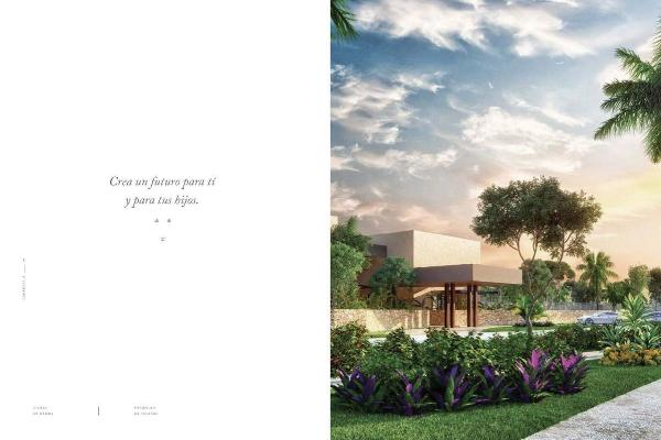Foto de terreno habitacional en venta en  , chablekal, mérida, yucatán, 14038872 No. 02