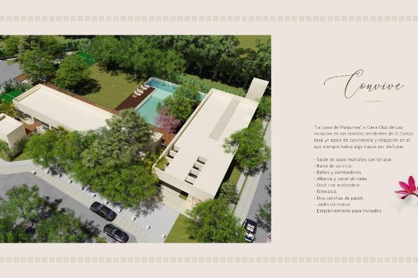 Foto de terreno habitacional en venta en  , chablekal, mérida, yucatán, 14038876 No. 04