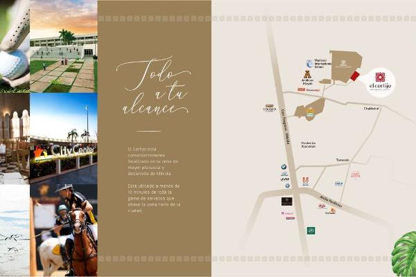 Foto de terreno habitacional en venta en  , chablekal, mérida, yucatán, 14038884 No. 08