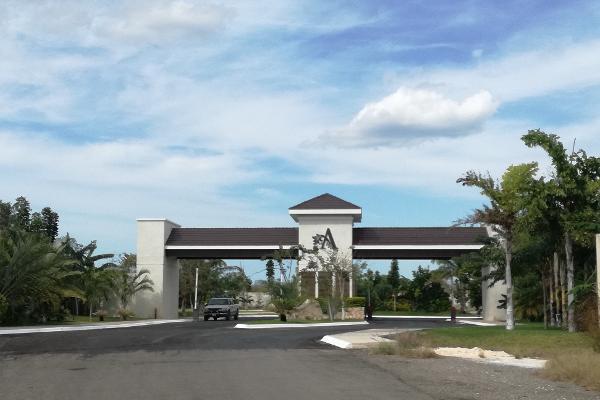 Foto de terreno habitacional en venta en  , temozon norte, mérida, yucatán, 3112737 No. 01