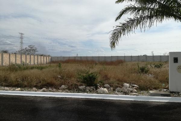 Foto de terreno habitacional en venta en  , temozon norte, mérida, yucatán, 3112737 No. 04