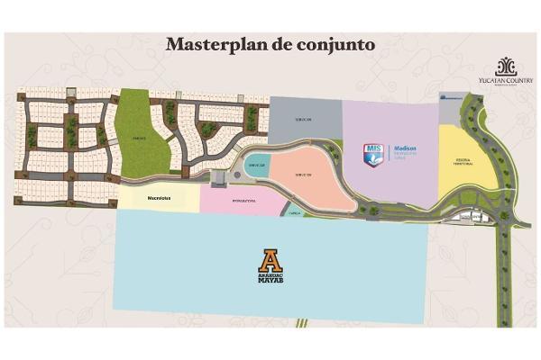 Foto de terreno habitacional en venta en  , chablekal, mérida, yucatán, 6170026 No. 06