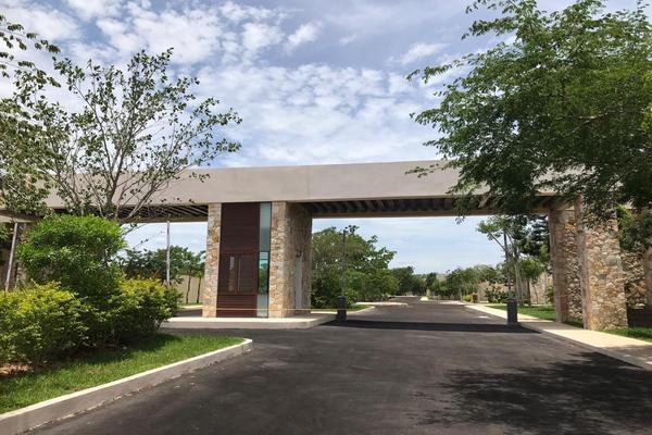 Foto de terreno habitacional en venta en  , chablekal, mérida, yucatán, 7270996 No. 02