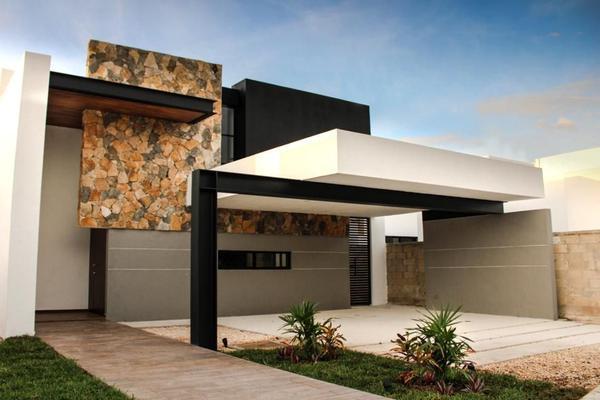 Foto de casa en venta en  , chablekal, mérida, yucatán, 7523469 No. 01