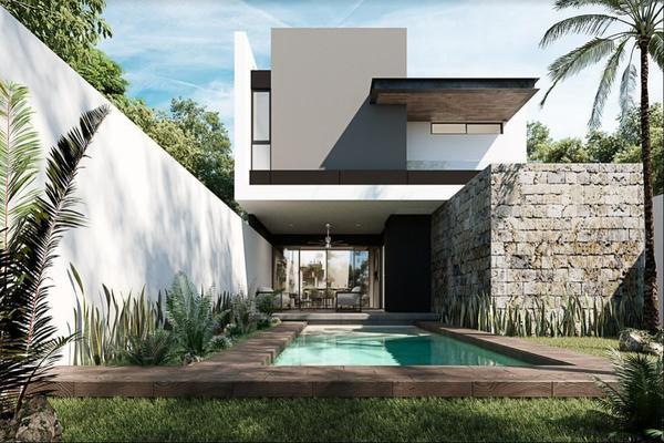 Foto de casa en venta en  , chablekal, mérida, yucatán, 7523469 No. 02