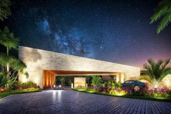 Foto de terreno habitacional en venta en  , chablekal, mérida, yucatán, 8267035 No. 01