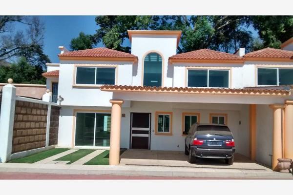 Foto de casa en venta en conocida , chalchihuapan, tenancingo, méxico, 2699921 No. 01