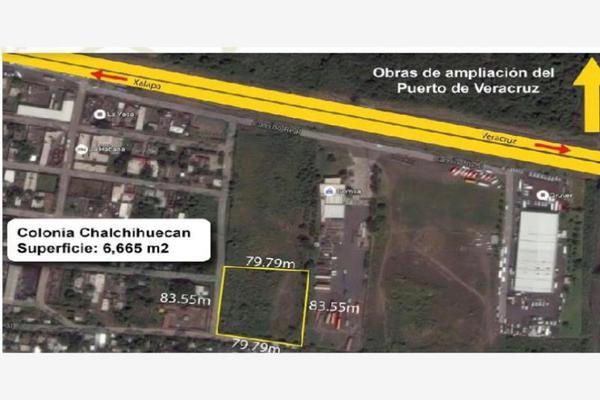 Foto de terreno habitacional en venta en  , chalchihuecan, veracruz, veracruz de ignacio de la llave, 17795460 No. 01