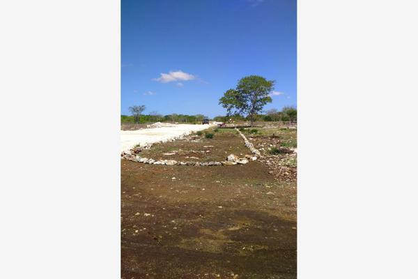 Foto de terreno habitacional en venta en chaltun-ha , izamal, izamal, yucatán, 0 No. 10