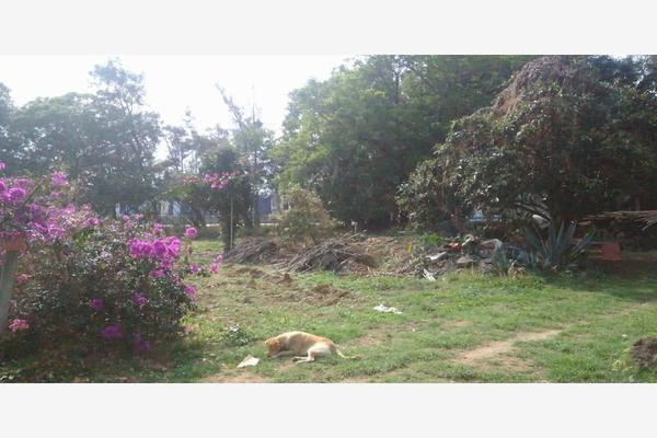 Foto de terreno habitacional en venta en  , chamilpa, cuernavaca, morelos, 5303857 No. 08