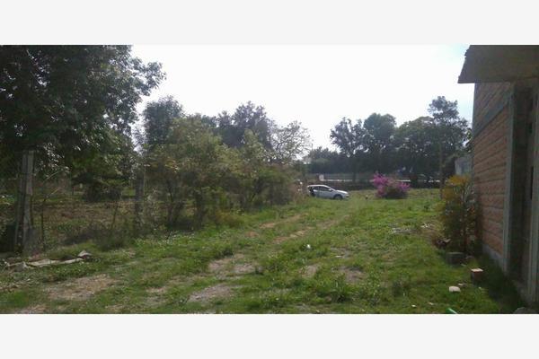 Foto de terreno habitacional en venta en  , chamilpa, cuernavaca, morelos, 5303857 No. 09