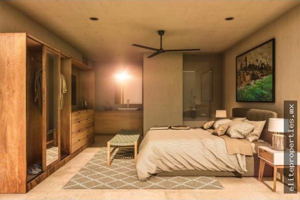 Foto de casa en condominio en venta en  , chanchen palmar, tulum, quintana roo, 9311780 No. 05