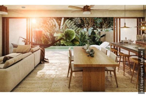 Foto de casa en condominio en venta en  , chanchen palmar, tulum, quintana roo, 9311780 No. 08