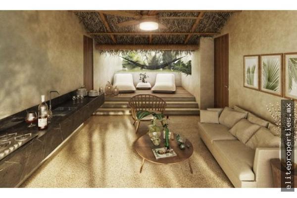 Foto de casa en condominio en venta en  , chanchen palmar, tulum, quintana roo, 9311780 No. 09