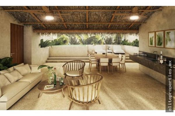 Foto de casa en condominio en venta en  , chanchen palmar, tulum, quintana roo, 9311780 No. 14