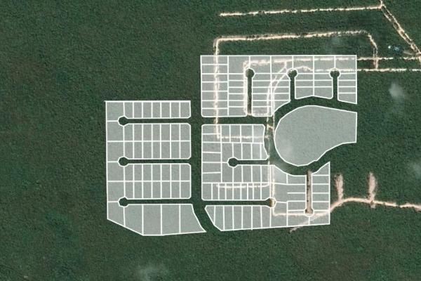 Foto de terreno habitacional en venta en  , ciudad chemuyil, tulum, quintana roo, 9943935 No. 02