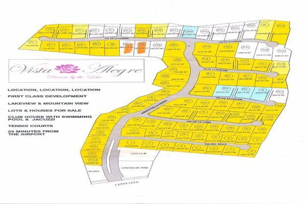 Foto de terreno habitacional en venta en  , chapala centro, chapala, jalisco, 7268925 No. 50