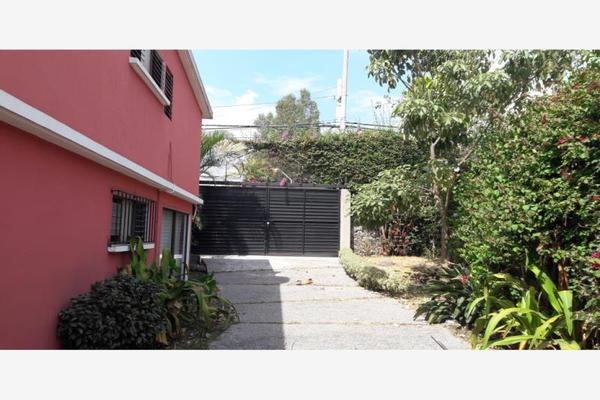 Foto de casa en venta en chapultepec , chapultepec, cuernavaca, morelos, 11998902 No. 01