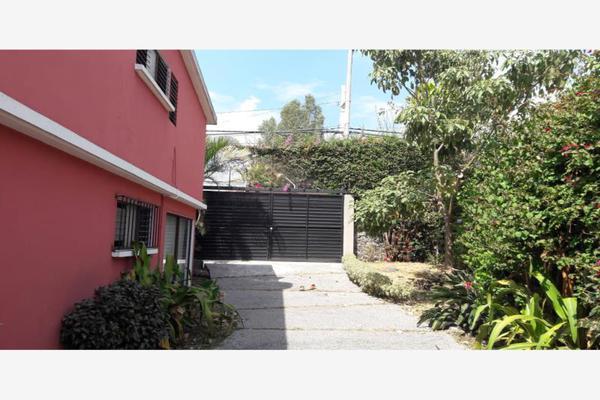 Foto de casa en venta en chapultepec , chapultepec, cuernavaca, morelos, 11998902 No. 02