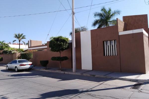 Foto de casa en venta en chapultepec ., chapultepec, culiacán, sinaloa, 5812166 No. 01