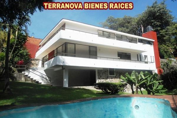 Foto de casa en venta en  , chapultepec, cuernavaca, morelos, 4666492 No. 01
