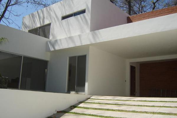 Foto de casa en venta en  , chapultepec, cuernavaca, morelos, 5344217 No. 01