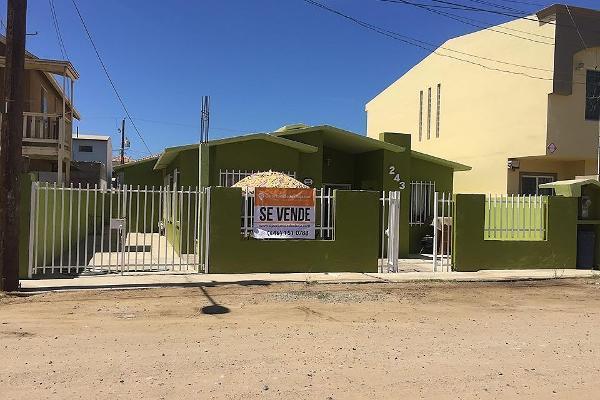 Foto de casa en venta en  , chapultepec del mar, ensenada, baja california, 5682670 No. 01