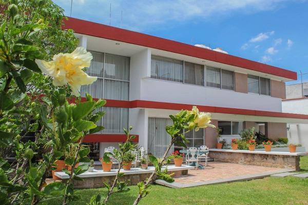 Foto de casa en venta en  , chapultepec norte, morelia, michoacán de ocampo, 6200081 No. 01