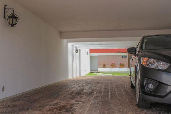 Foto de casa en venta en  , chapultepec norte, morelia, michoacán de ocampo, 6200081 No. 04