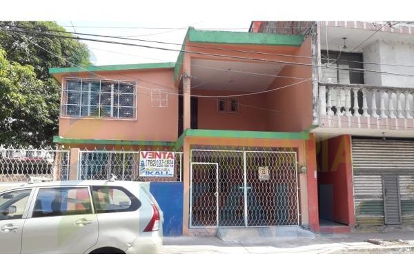 Foto de casa en venta en  , chapultepec, poza rica de hidalgo, veracruz de ignacio de la llave, 9125705 No. 01