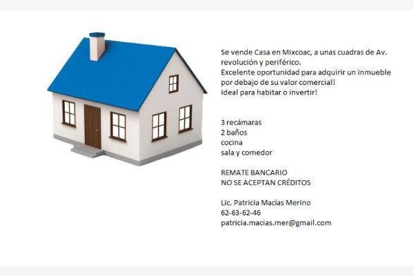 Foto de casa en venta en charco azul 4, mixcoac, benito juárez, distrito federal, 2683686 No. 02