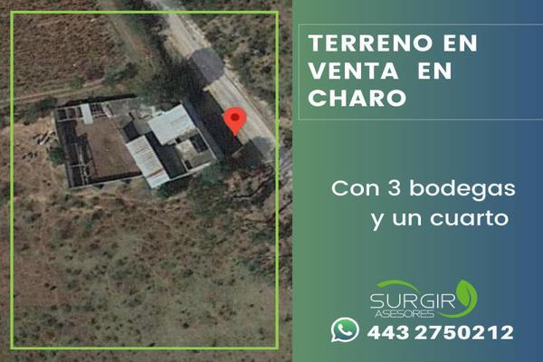 Foto de terreno habitacional en venta en  , charo, charo, michoacán de ocampo, 13309467 No. 04