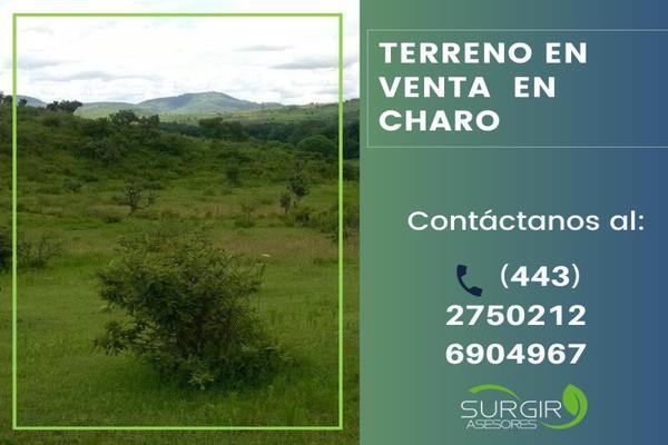 Foto de terreno habitacional en venta en  , charo, charo, michoacán de ocampo, 13309467 No. 06