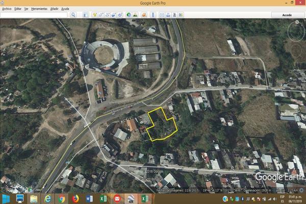 Foto de terreno habitacional en venta en  , charo, charo, michoacán de ocampo, 16391715 No. 02