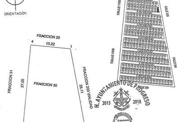 Foto de terreno habitacional en venta en  , chelem, progreso, yucatán, 12838774 No. 02