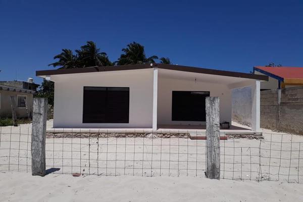 Foto de casa en renta en  , chelem, progreso, yucatán, 8100853 No. 01