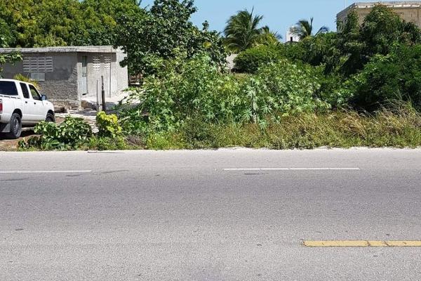 Foto de terreno habitacional en venta en  , chelem, progreso, yucatán, 8118696 No. 01
