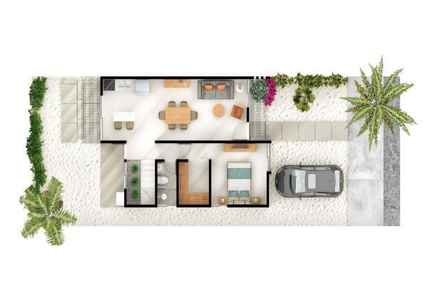Foto de casa en venta en  , chelem, progreso, yucatán, 8315733 No. 13