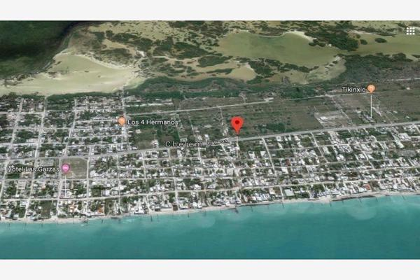 Foto de terreno habitacional en venta en  , chelem, progreso, yucatán, 9266485 No. 01