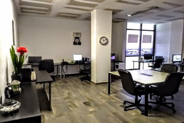 Foto de oficina en renta en  , chepevera, monterrey, nuevo león, 5912680 No. 01