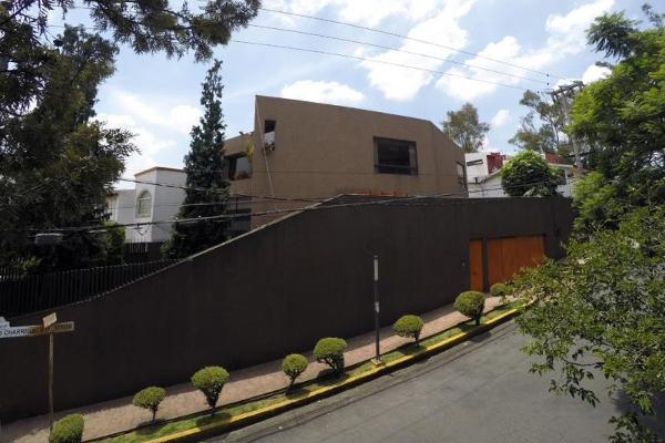 Foto de casa en venta en cherrería 28, colina del sur, álvaro obregón, distrito federal, 0 No. 01